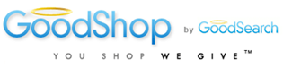 Goodshop donates a percent of your purchase price when you shop at partner stores.